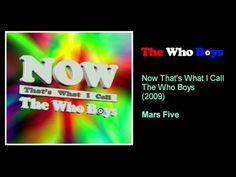 The Who Boys - Mars Five - YouTube