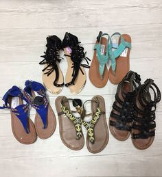 Summer is right around the corner and Plato's Closet Schaumburg has all of the cute sandals to rock any outfit! http://ift.tt/2p2KtkA - http://ift.tt/1HQJd81