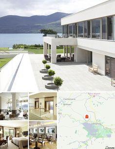 O elegante hotel de luxo situa-se a cerca de 4 km de Killarney. Encontra-se próximo do Lago Lough Leane e do Killarney Golf Club, rodeado por uma sofisticada área ajardinada. A aproximadamente 6 km encontrará uma ligação aos transportes públicos. O aeroporto de Shannon fica a cerca de 150 km e o de Kerry a aproximadamente 24 km.