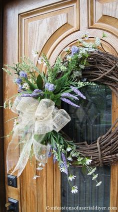 Summer Wreath Tutorial!!