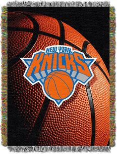 NBA New York Knicks Tapestry Throw