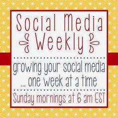Love Bakes Good Cakes: Social Media Weekly 26 {Facebook}