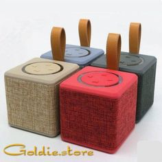 Popular Japanese Design Portable Bluetooth Speaker  $43.89 free shipping You save 51% off the regular price of $89.99