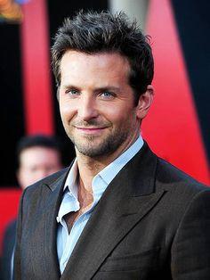"Bradley Cooper ""Sexiest Man Alive"""