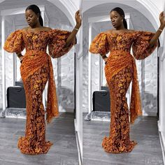 Beautifully Made Aso Ebi Gown Styles Best African Dresses, African Lace Styles, African Fashion Ankara, Latest African Fashion Dresses, African Inspired Fashion, African Print Fashion, African Attire, Styles Ankara, African Outfits