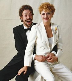 Tim Curry and Susan Sarandon, 7 years after Rocky Horror, but look how pleased they are to be with each other. Rocky Horror Show, Tim Curry Rocky Horror, The Rocky Horror Picture Show, Susan Sarandon, Stanley Kubrick, The Frankenstein, Movie Stars, Actors & Actresses, Beautiful Men