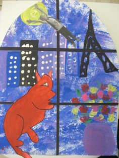 Marc Chagall Inspirations