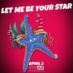 LET ME BE YOUR STAR...    www.booksaralive.com