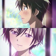 Bokura wa minna kawaisou I Love Anime, Me Me Me Anime, Fairy Tail, Chibi, Slice Of Life Anime, Noragami Anime, Manga Cute, Shoujo, Anime Couples