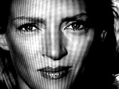 Uma Thurman-perfection #shadows #actresses