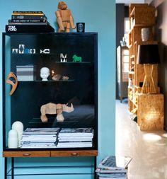 Veja mais em Casa de Valentina: http://www.casadevalentina.com.br/ #details #interior #design #decoracao #detalhes #decor #home #casa #design #idea #ideia #charm #charme #blue #azul #color #cor #casadevalentina