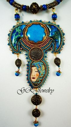 Bohemian Collection  Franchesca by LiaReed on Etsy, $360.00 by flossie