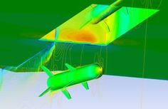日本飛行機株式会社 研究開発 NEXT STAGE  NIPPIは国内唯一のランチャー専門メーカーとして、内装ランチャーシステムの研究に取り組んでいます。  内装ランチャーシステムから発射される飛翔体の運動解析