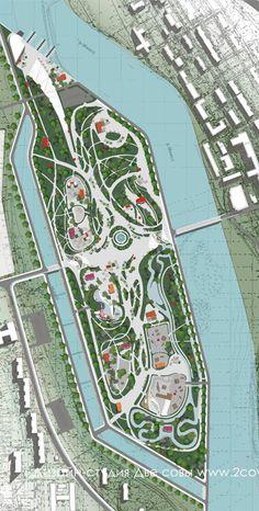 Дизайн городской среды