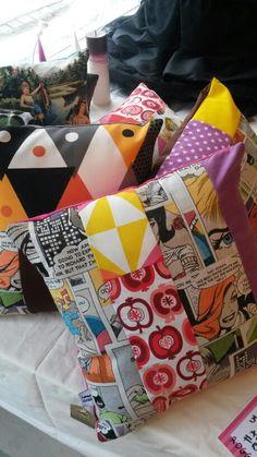 Retro pillows ♡