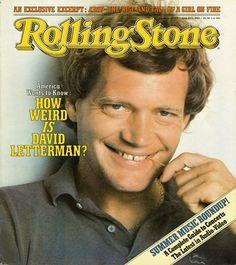 David Letterman Invented the Internet, You Punks | Noah Mallin