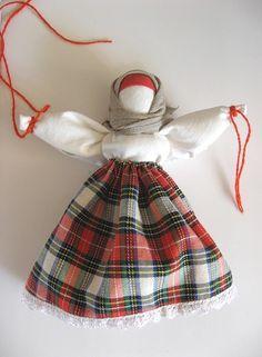 Кукла Мамка − подарок и оберег материнству. Делается по схеме куклы столбушки. В основе закрутка из грубого льна, плотной двунити или любой другой материи, а если ткань мягковата, то скрутку надо туже и чаще перевязать − станет устойчивее. Нам понадобится: ткань грубая светлая 40х18 см, длина ткани…