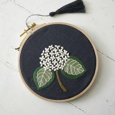 "lustik: "" Embroidery Artist: Yumiko Higuchi. Artists on tumblr. "" Stunning!"