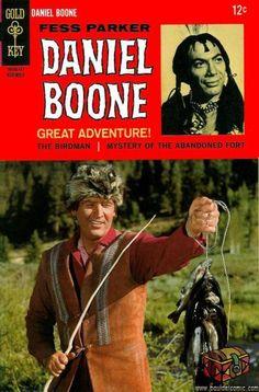 of boone adventures Erotic daniel