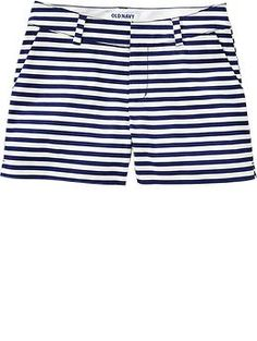 """Need these for next Spring. Women's Patterned Shorts (3 1/2"""") 