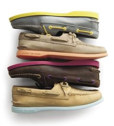 Sperry Top-Sider Women's Color Pop AO's