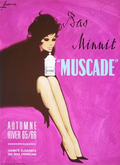 Bas Minuit - Muscade by Pierre Couronne (1965)