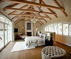 10 Best Stylish Atics images | house design, dream house, attic spaces