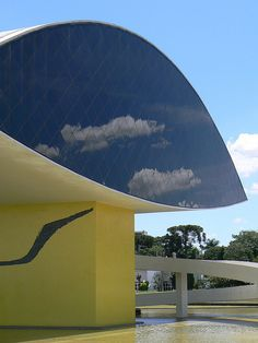 Obsessed with Oscar Right Now (Museu Oscar Niemeyer)