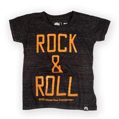 Rock & Roll style / T-shirt