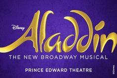 Aladdin, Prince Edward Theatre