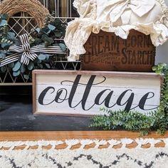 The Corbel Cottage | Antique Farmhouse Farmhouse Style Decorating, Farmhouse Decor, Frames On Wall, Framed Wall, Warm Autumn, Fall, Antique Farmhouse, Wood Planks, Shabby Chic Decor