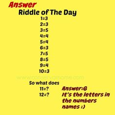 Related Hard Riddles, Brain Teasers Riddles, Brain Tricks, Mind Tricks, Daily Facts, Fun Facts, Science Facts, Lateral Thinking Puzzles, Riddle Of The Day