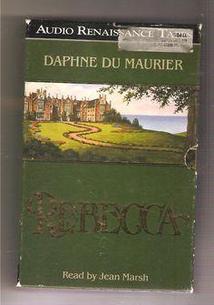 DAPHNE DU MAURIER *REBECCA* (4 AUDIO ABRIDGE) 1993