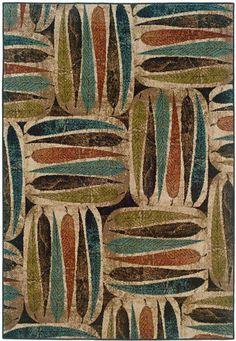 RugStudio presents Sphinx by Oriental Weavers Emerson 2031A Machine Woven, Good Quality Area Rug