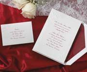 An embossed calla lily border is featured on this bright white invitation. http://www.yourinvitationplace.com/Catalog.aspx?Theme=Popular=balloonsandmore