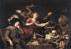 El sueño del caballero de Antonio de Pereda