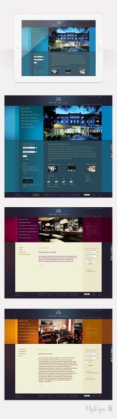 Baur au Lac Desktop Screenshot, Luxury