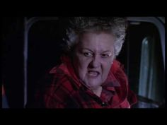 """""""And when they finally pulled the driver's body from the twisted, burning, hwreck... it looked like THIS!""""  -- Large Marge in PeeWee's Big Adventure"""