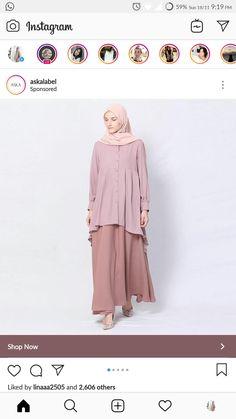 Ootd Hijab, Hijab Dress, Hijab Outfit, Niqab Fashion, Muslim Fashion, Abaya Designs, Modest Outfits, Cloths, Duster Coat