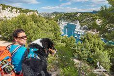Urlaub und Wandern mit Hund – Reisereportagen Frankreich, Kärnten, Italien