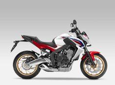 Saiba mais sobre Honda CB650F 2014