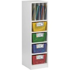 Store More® Deluxe Storage Center With Universal Label Holders