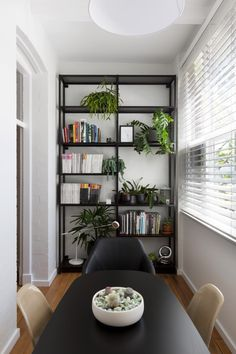 This space is from a Darlinghurst Apartment, a 1915 apartment on the eastside of Sydney that was renovated.