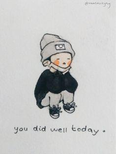 Chibi, Sketches, Sketch Book, Bts Drawings, Cute Art, Art, Cute Drawings, Fan Art, Cartoon Art