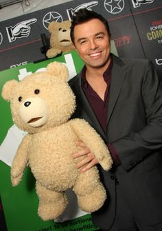 Comedians Praise Seth MacFarlane's Ted at Variety's Annual Power of Comedy Event on http://www.shockya.com/news