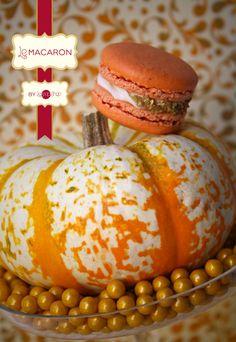 Le Pop, Macarons, Sprinkles, Hamburger, Thanksgiving, Pumpkin, Bread, Fall, Link
