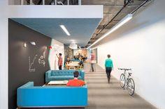 Inside Cisco-Meraki's San Francisco Office #design #studio