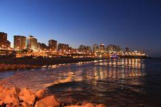 Costa de Mar del Plata