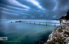 Stevns Klint Denmark by Elstrup #landscape #travel