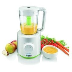 Phillips Avent Babyfood Combined Steamer and Blender